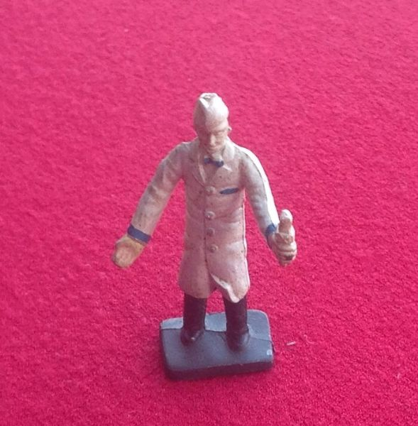 CORGI TOYS 447 - Original - Wall's Ice Cream Van Salesman